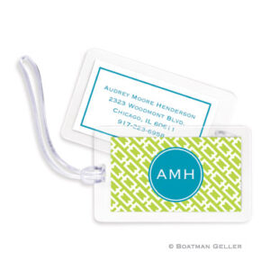 Luggage Tags - Chain Link