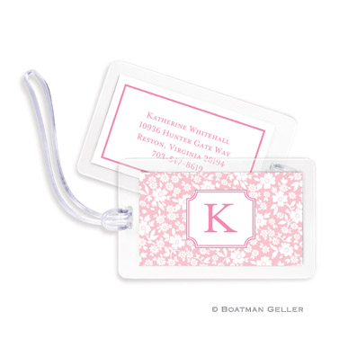 Luggage Tags - Petit Flower