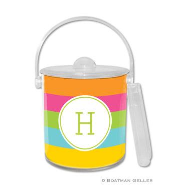 Ice Bucket - Bold Stripe