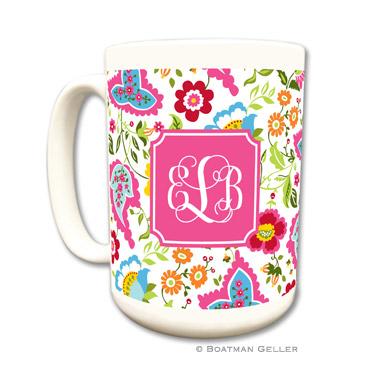 Mugs - Bright Floral
