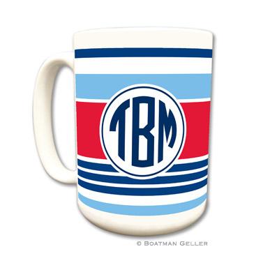 Mugs - Espadrille Nautical