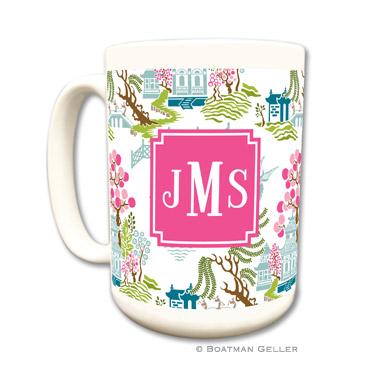 Mugs - Chinoiserie Spring
