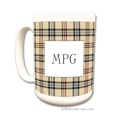 Mugs - Town Plaid