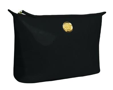 Cosmetic Bag - Large-Black