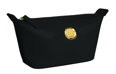 Cosmetic Bag - Small-Black