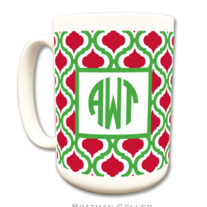 Mug - Chevron Red