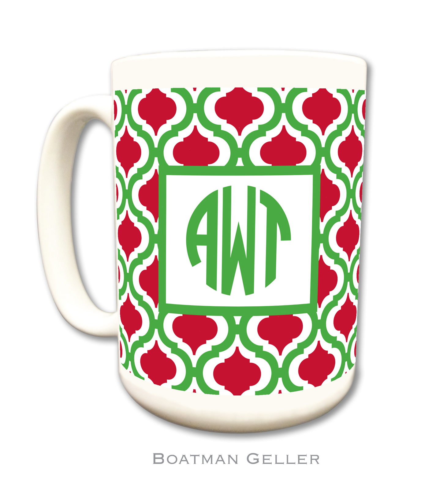 Mug - Chevron Red