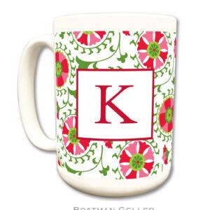 Mug - Awning Stripe Red