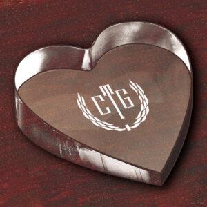 Heart Paperweight