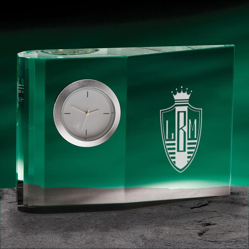 Zilo Desk Clock