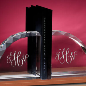 Radii Bookends