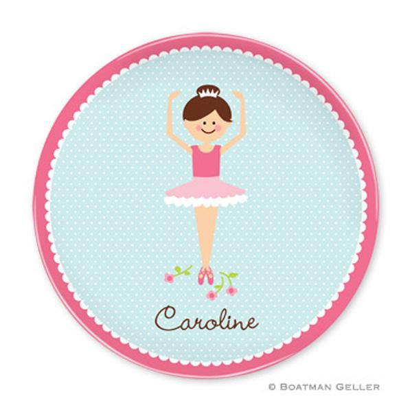 Plate-Ballerina