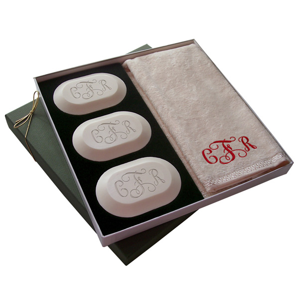 Original Luxury Gift Set: Monogram